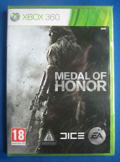 Medal of Honor (Sealed) - Xbox 360