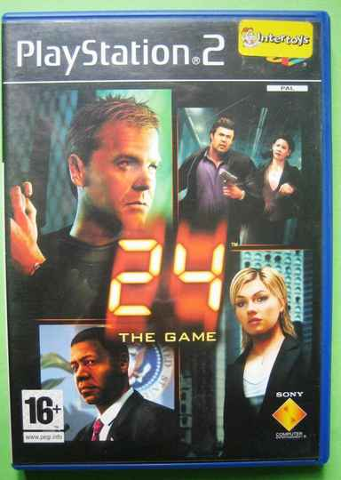 24 The Game - PS2