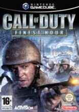 Call of Duty Finest Hour - NGC