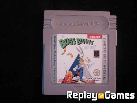 The Bugs Bunny Crazy Castle - GB