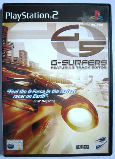 G-Surfers - PS2