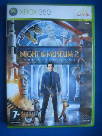 Night at the Museum 2 - Xbox 360