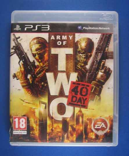 Army of Two 40 Day - PS3