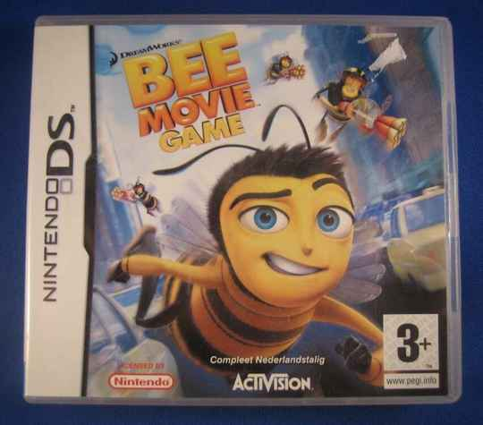 Bee Movie Game - DS