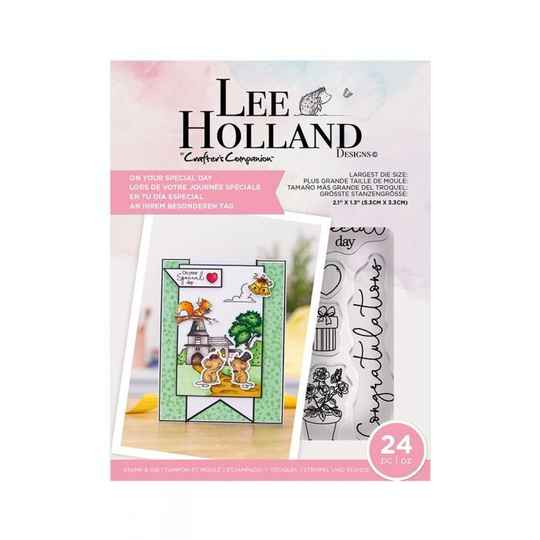 """Crafter's Companion Lee Holland """"On Your Special Day"""" (LH-STD-ONYSD)"""