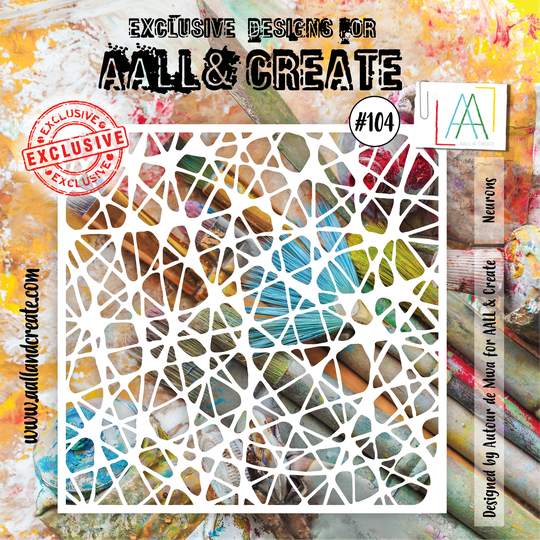 AALL & Create Schablone - Neurons #104