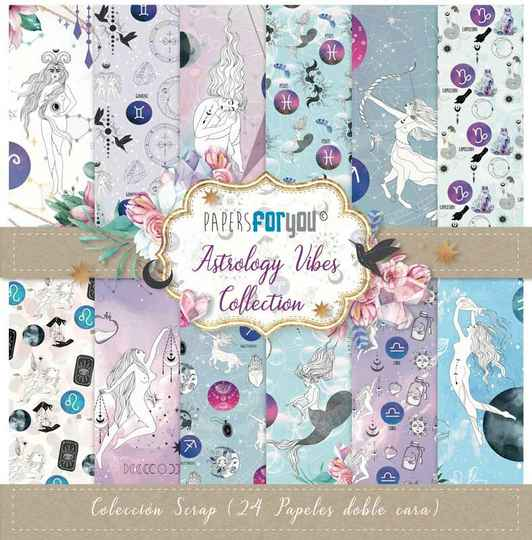 Papers For You Motivpapier - Astrology Vibes (PFY-2855)