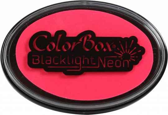 Clearsnap ColorBox Stempelkissen - Blacklight Neon Hot Pink