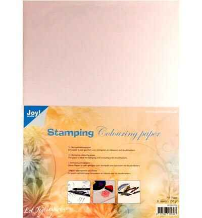 Stamping Colouring Paper (8011/0700)