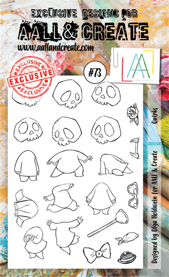 AALL & Create Stempel - Quirks #73