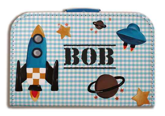 """Koffer Bob """"To the Moon!"""""""