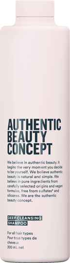 Authentic Beauty Concept Deep Cleanser (shampoo)  300ml