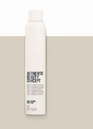 Authentic Beauty Concept Strong Hold Hairspray 300ml