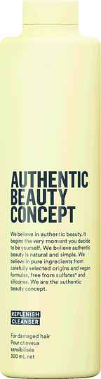 Authentic Beauty Concept Replenish Cleanser (shampoo)  300ml