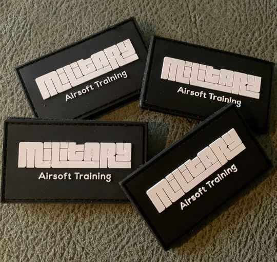 PATCH Military Airsoft Training
