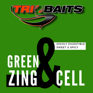 Green Zing/Cell Ready Made 100 kg 16 mm