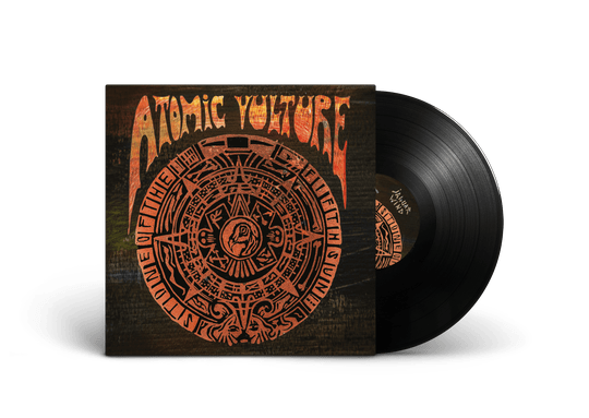 ATOMIC VULTURE - Stone Of The Fifth Sun LP