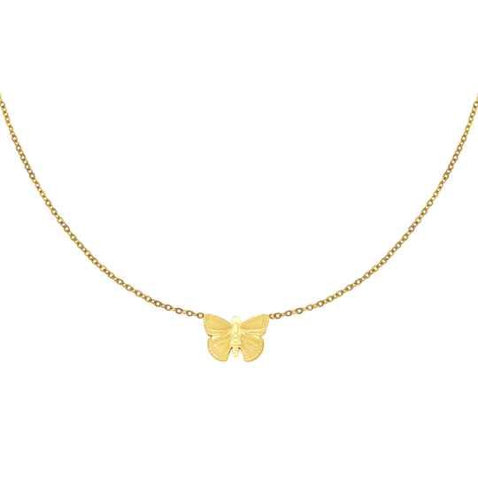 BUTTERFLY KETTING