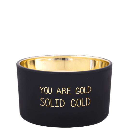 Soja kaars - You are gold