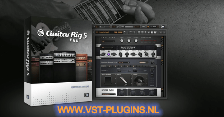 Native Instruments GUITAR RIG 6 Bass Synthesizer Plugin VST - 2021