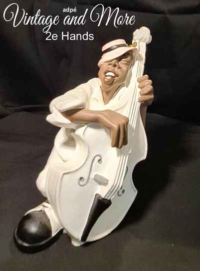 All that jazz band Contrabassist Nr 10181