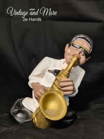 All that jazz band Saxofonist Nr 10184
