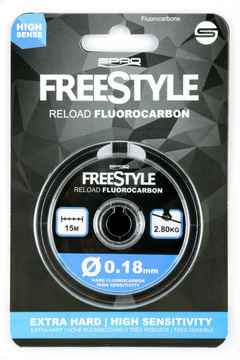 SPRO FreeStyle Reload Fluorocarbon
