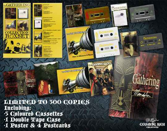 The Gathering – Collection Boxset 5 cassettes