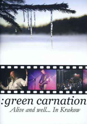 Green Carnation – Alive And Well... In Krakow
