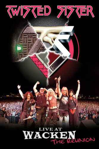 Twisted Sister – Live At Wacken - The Reunion DVD+CD