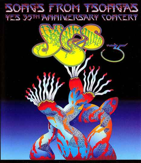Yes – Songs From Tsongas - Yes 35th Anniversary Concert