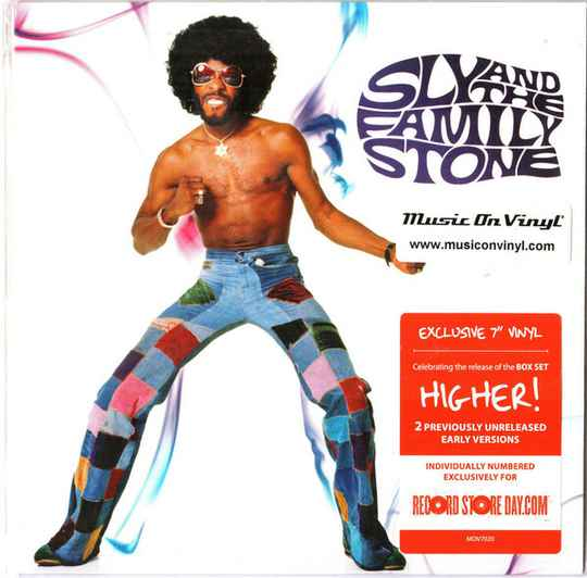 Sly And The Family Stone* – Sexy Situation / Mother Is A Hippie