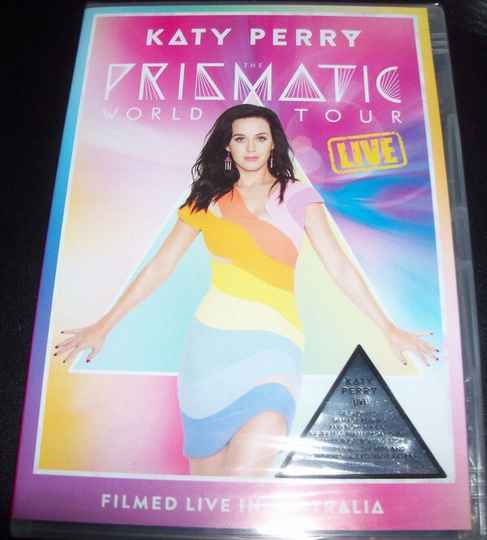Katy Perry – The Prismatic World Tour Live  Live in Australia