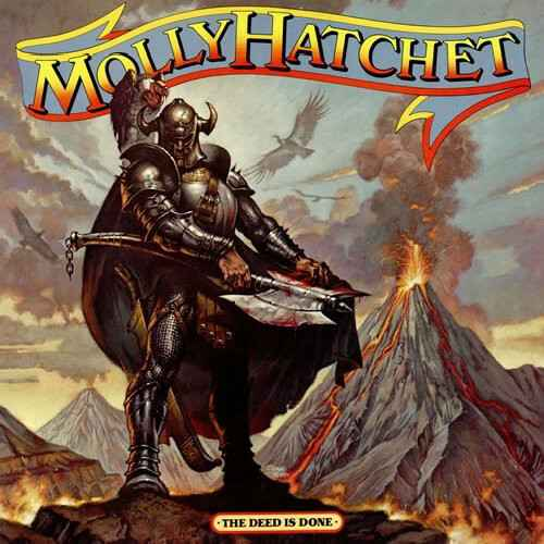 Molly Hatchet – The Deed Is Done, Reissue