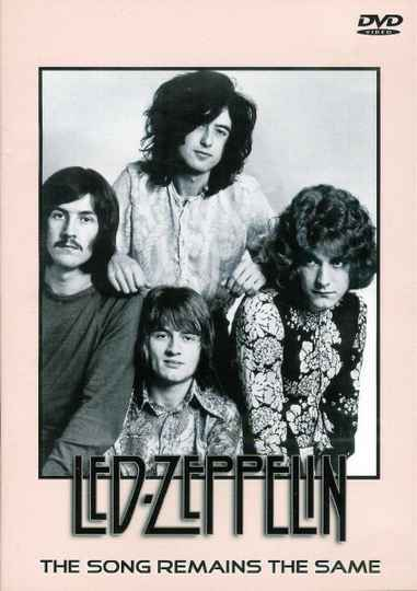 Led Zeppelin – The Song Remains The Same (misprint)