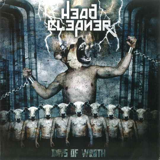 Head Cleaner – Days Of Wrath