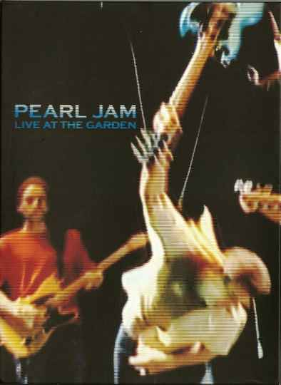 Pearl Jam – Live At The Garden 2 disk