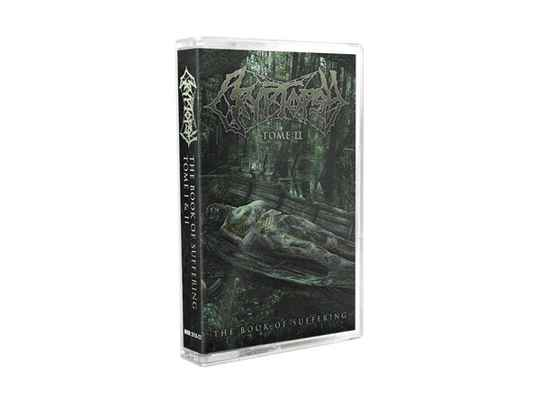 Cryptopsy – The Book Of Suffering: Tome I & II