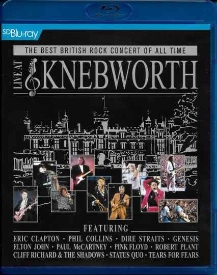 Live At Knebworth (The Best British Rock Concert Of All Time)