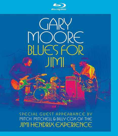 Gary Moore – Blues For Jimi