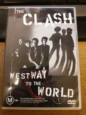 The Clash – Westway To The World  Australian Press