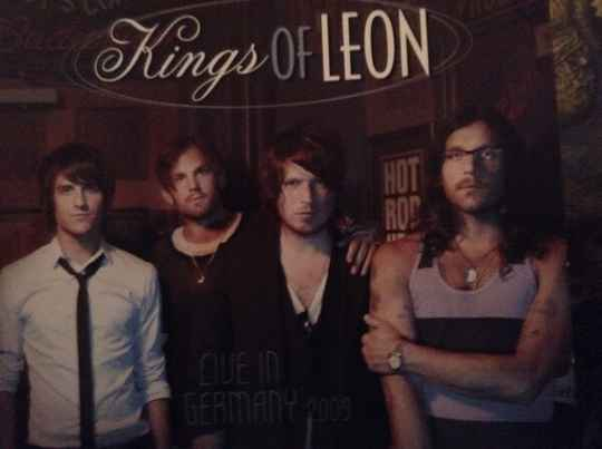 Kings Of Leon – Live in Germany 2009