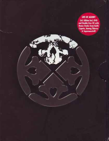Life Of Agony – River Runs Again - Complete Dvd + 2 cd