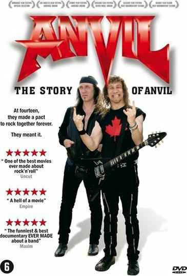 Anvil – The Story Of Anvil