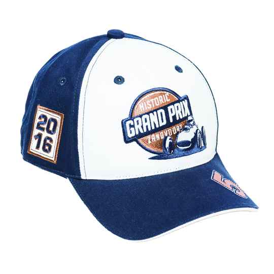HGP 2016 5th Edition Official Hat - Navy/White (HGPPT016BL)