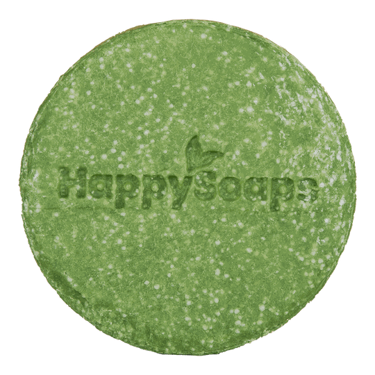 HappySoaps - Aloë You Vera Much Shampoo Bar – Alle Haartypes - 70g