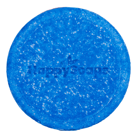HappySoaps - In Need of Vitamin Sea Shampoo Bar -  Alle Haartypes - 70g