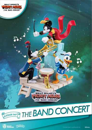 Disney - The Band Concert | D-Stage 047
