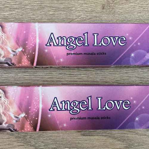 Angel love Wierook
