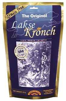 Henne Kronch Zalmsnacks 100%  175 gram of 600 gram